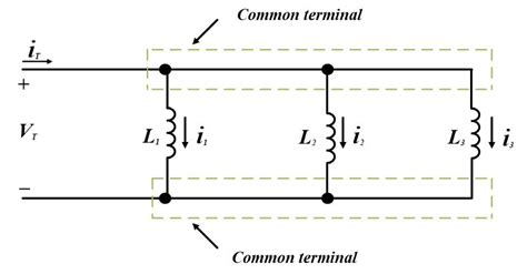 Inductors Series Parallel Energy Stored