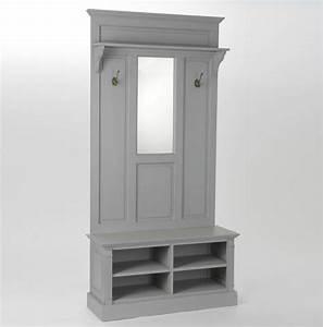 Meuble D Entrée Vestiaire : meuble d 39 entr e vestiaire meuble amadeus ~ Teatrodelosmanantiales.com Idées de Décoration