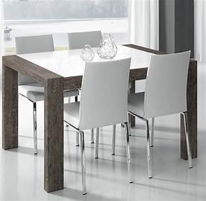 Table De Salle A Manger Moderne Ludovic Zd1tab R C 062jpg