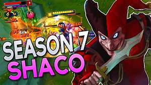 EARLY GAME KING - How to Play Shaco in Season 7 - League ...