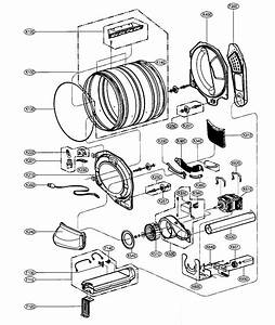 Looking For Lg Model Dle8377wm Dryer Repair  U0026 Replacement Parts