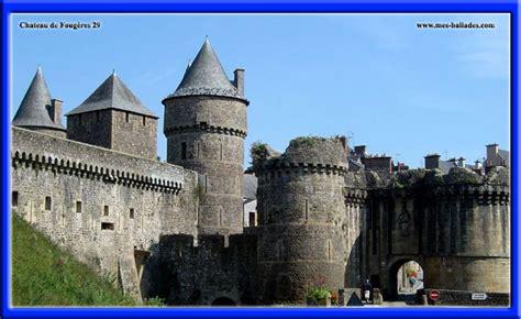 Les Plus Beaux Chateaux En Illeetvilaine En Bretagne (35