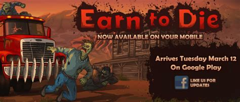 'earn To Die' Releasing On Android This Week