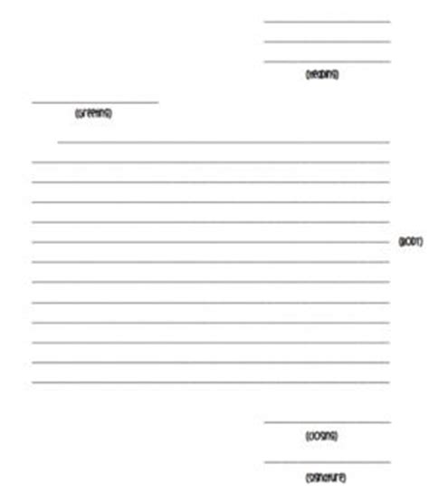 Postcard Template Free Printable And 39 S 200 Best Images About Writing A Letter On Pen