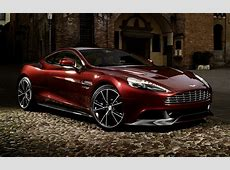 2012 Aston Martin Vanquish Wallpapers and HD Images