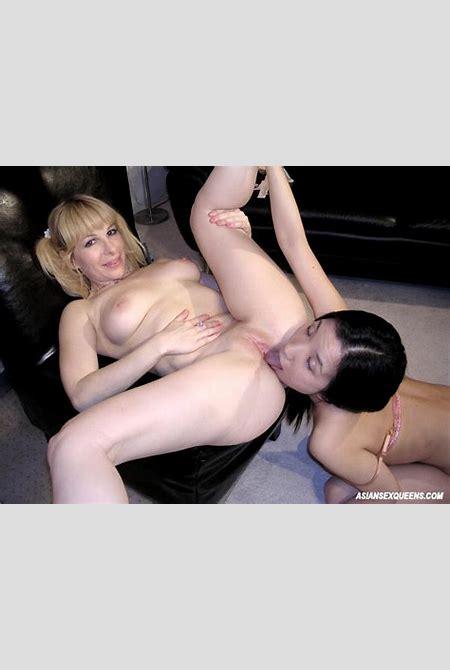 Asian Slut Eating White Pussy 2431 - page 3