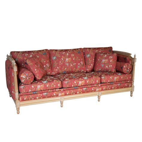 canapé lit de repos érouse style louis xvi louis