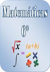 Cuadernillo de ejercicios matemáticos para sexto grado Educación Primaria