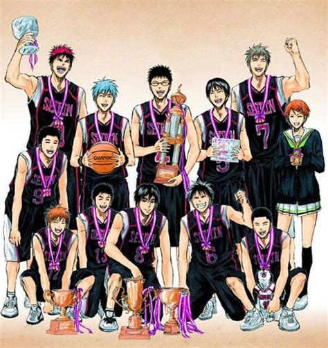 crunchyroll kurokos basketball manga rumored
