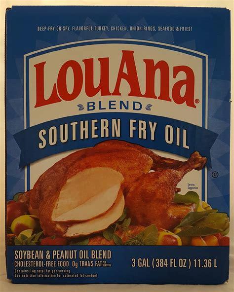 oil frying peanut turkey louana deep blend gallons fry southern