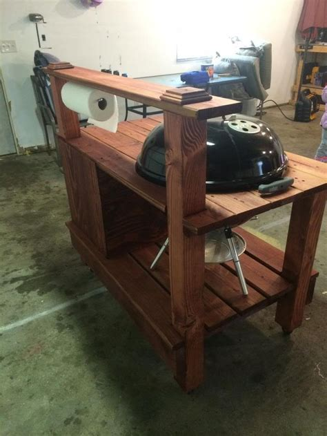 grill table ideas  pinterest bbq table grill