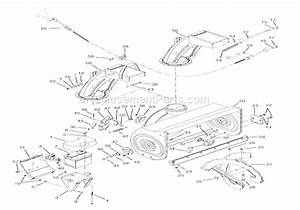 Ariens 924500 Parts List And Diagram