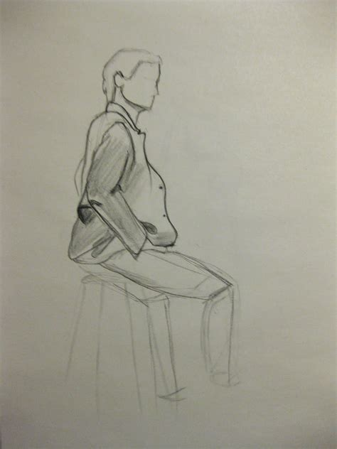 Diane Pascual Clothes Figure Drawing Week 7 Drawings