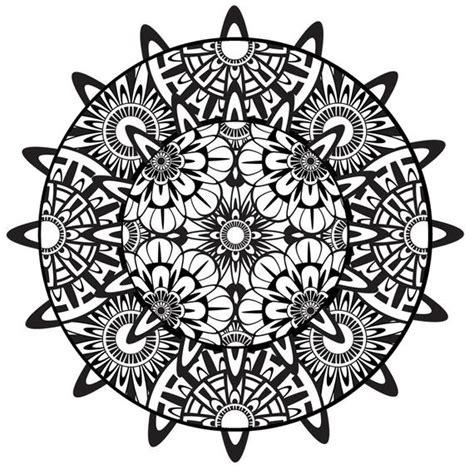 items similar  mandala coloring page mandala printable