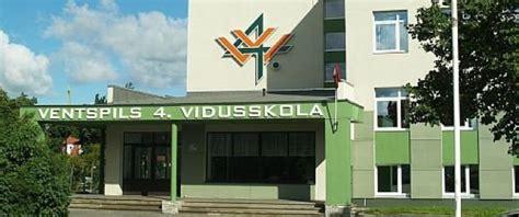 Ventspils 4. vidusskola - Izglītības pārvalde
