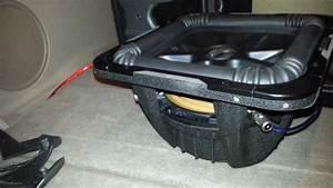 Kicker L7 10 U0026quot  Free Air Before Install