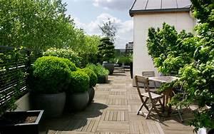 paris terrasse paysagiste fiorellino paysagiste paris cr With photos terrasses et jardins 10 idesia architecte paysagiste region rhane alpes lyon