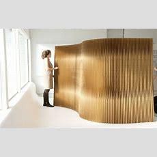 Flexibler Raumteiler Aus Papier  Die Moderne Trennwand