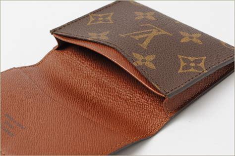 Louis vuitton monogram card holder. Import shop P.I.T.: Louis Vuitton business card holder / card holders, LOUIS VUITTON Monogram ...