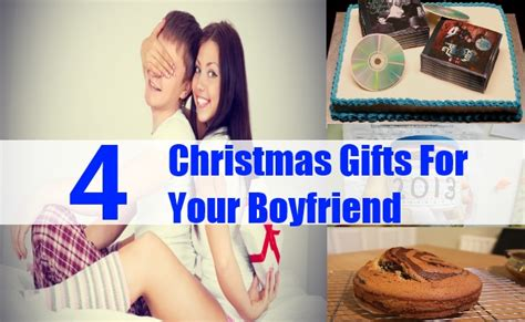 creative homemade christmas gifts for your boyfriend