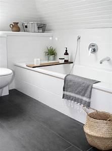 Caillebotis Salle De Bain Avis : r novation salle de bains utilisant carreau ardoise deco ~ Premium-room.com Idées de Décoration