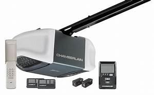 Chamberlain - Wd832kev  2 Hp Belt Drive Garage Door