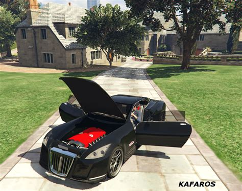 Who Makes The Maybach by Maybach Exelero Gta5 Mods