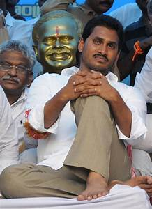 Police foil Jaganmohan Reddy's six-day fast; rush him to ...