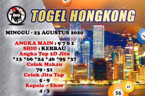 prediksi togel hongkong minggu  agustus