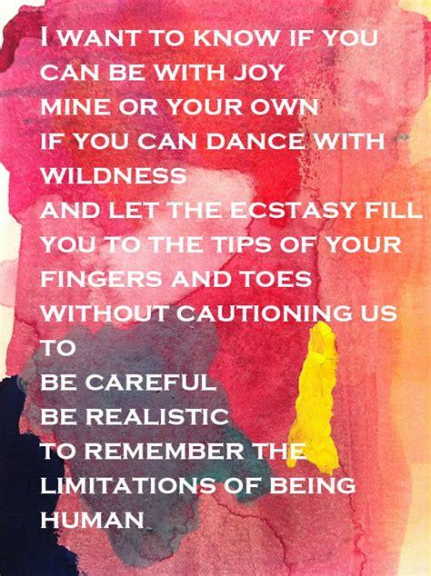oriah mountain dreamer quotes quotesgram