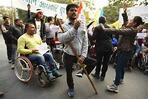 New Bill gives India's 70 million disabled reasons to ...