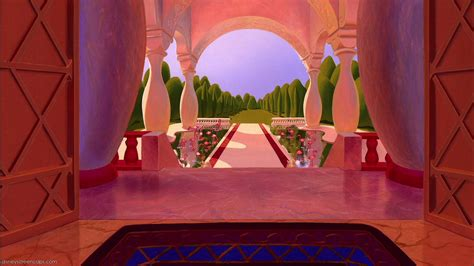 empty backdrop from disney crossover image
