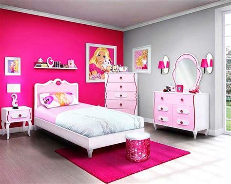 Pink Barbie Room  Room Decor And Design