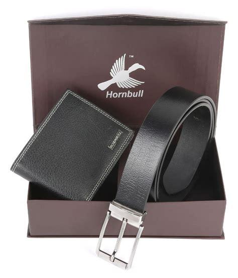 hornbull combo  wallet  belt diwali gift set  men buy    price  india