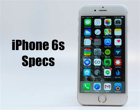 iphone 6s features and specifications 7 exciting iphone 6s specs