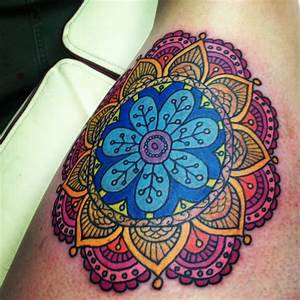 Chakra Mandala Tattoo | www.imgkid.com - The Image Kid Has It!