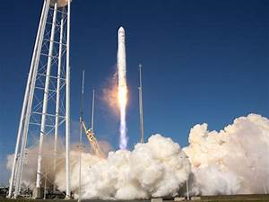 Antares launch: Second commerical company to go to ISS