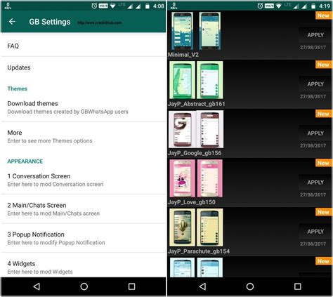 gb whatsapp plus v6 7 free
