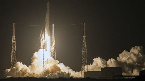 SpaceX successfully launches crucial docking adapter to ...