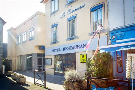 chambre de commerce rennes hotel logis de à guichen proche rennes hotel le