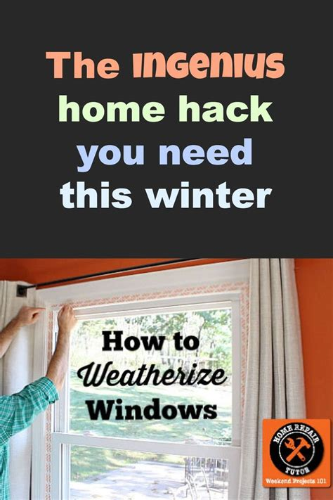 101 Things I About Your House by 44 Best Images About Diy Winter Weatherization On