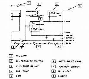 Ford Truck Fuel Pump Wiring Diagram