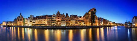 wooden swing gdansk city in poland thousand wonders