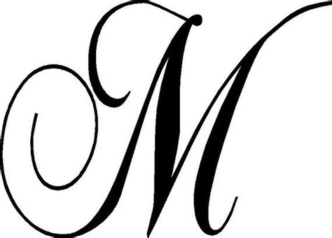 custom large monogram wall decal   monogram wall
