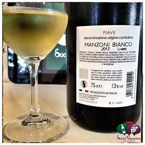 2013 Corvezzo Manzoni Bianco Piave Veneto wine bottle back ...