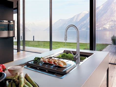 sinks  faucets franke kitchen systems