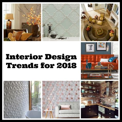 home interior trends home decor trends 2018 maison design
