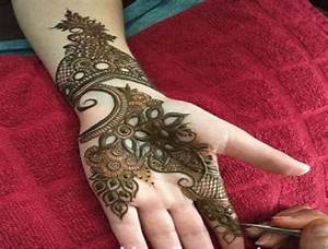 Eid Mehndi Designs 2016 for Girls (Pakistani Finger Hands ...