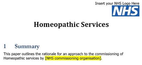 homeopathy   nhs  year  dcs improbable science