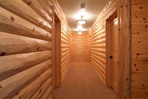 log cabin paneling trim and corners woodhaven log lumber
